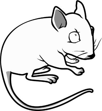 Cartoon pictures of mice clipart best for Field mouse cartoon