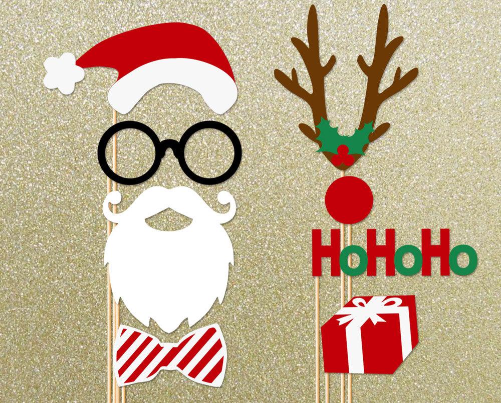 Santa Beard Printable - ClipArt Best - ClipArt Best