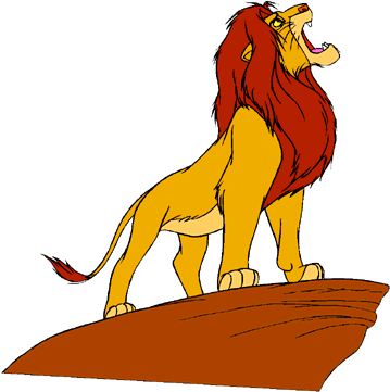 Images Of Roaring Lion - ClipArt Best