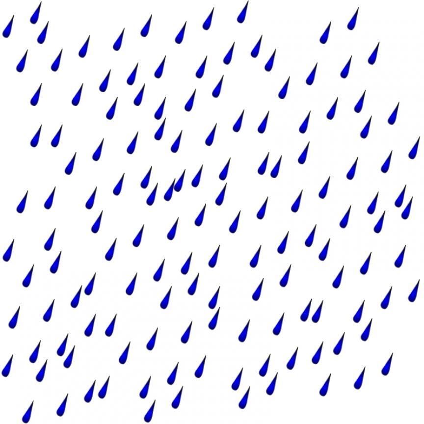 clipart raindrop clipart best