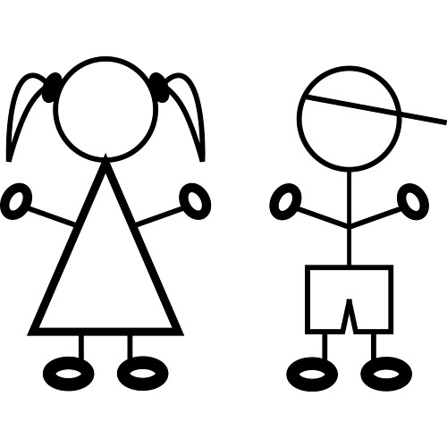 Stick Figures | The Musings of A New Englander
