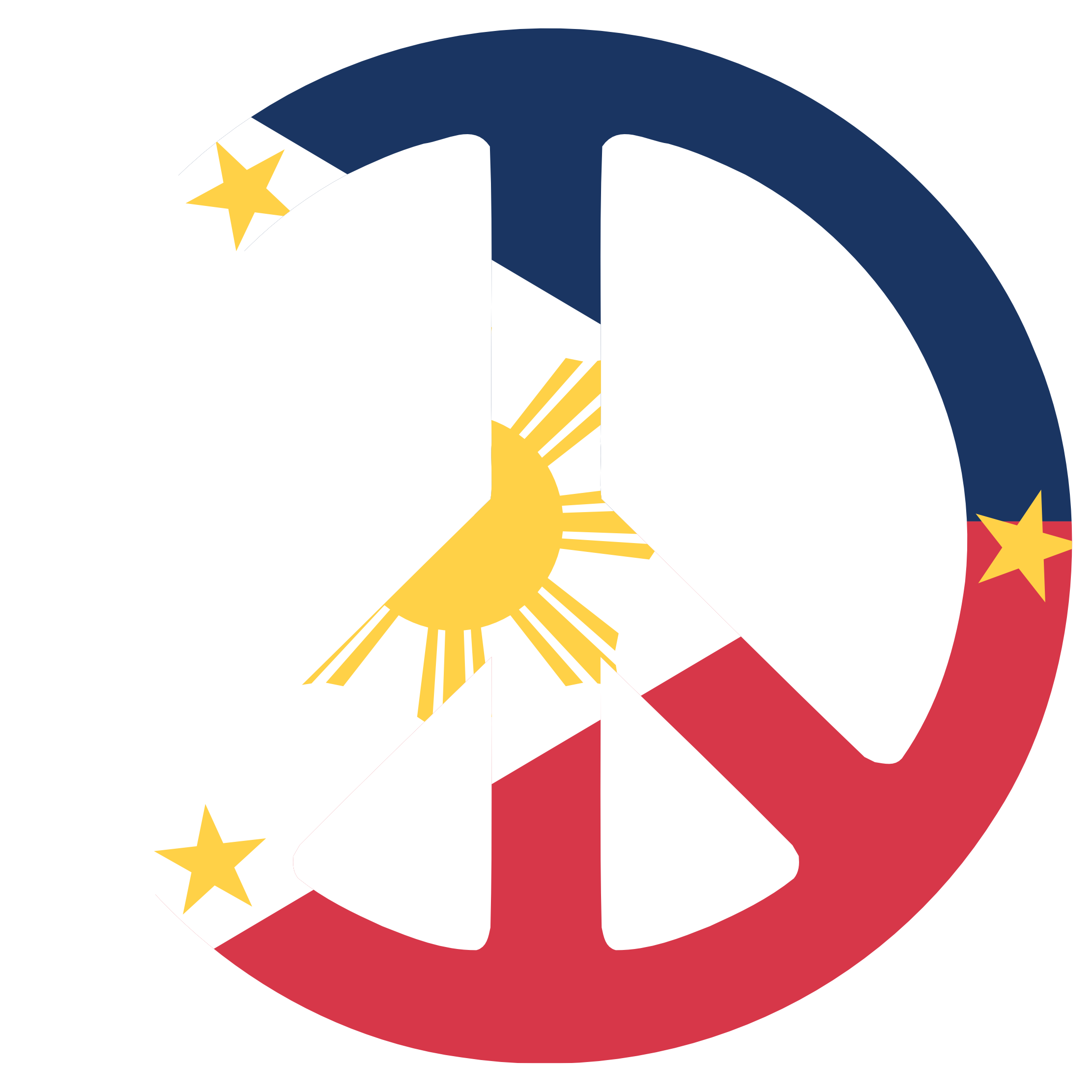 Philippine Flag Logo - ClipArt Best