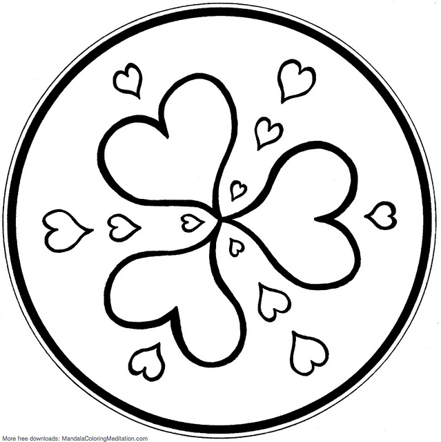 craft sites for kids childrens mandalas to color clipart