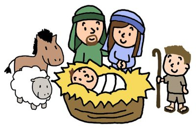 Christmas Nativity Scene Pictures - ClipArt Best