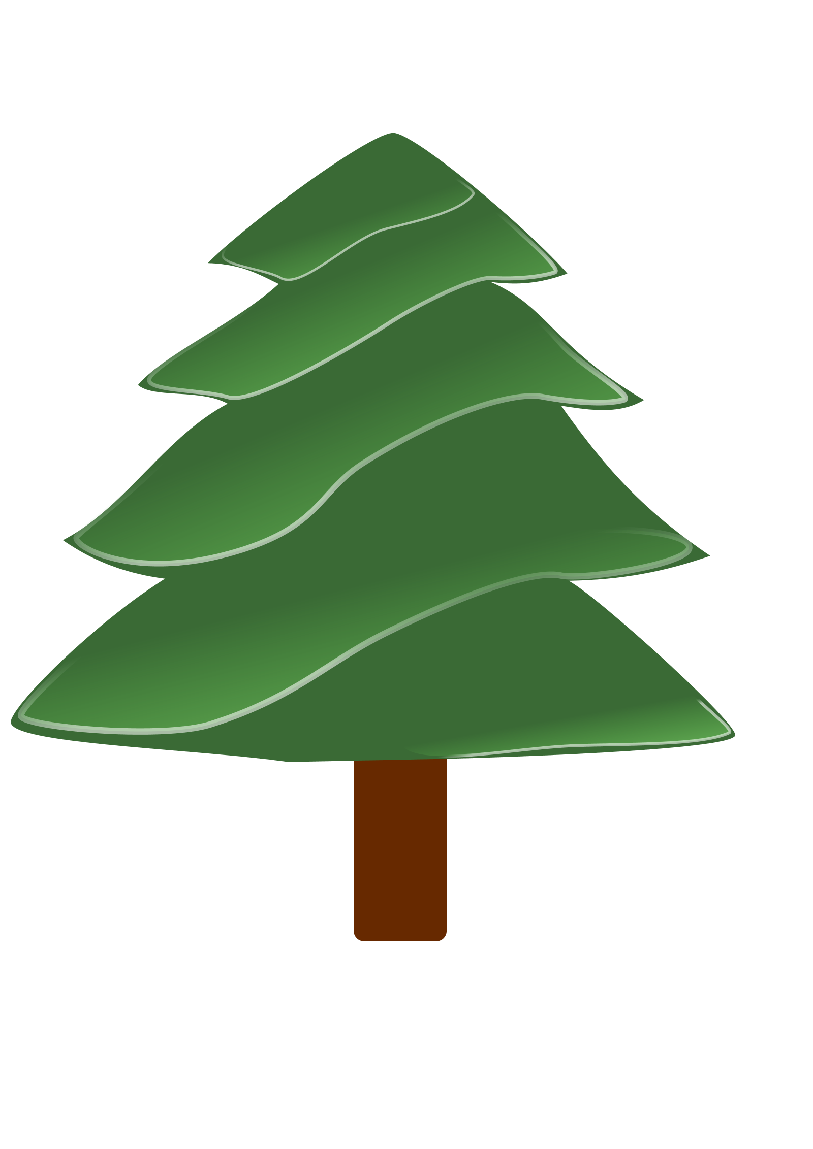 Evergreen Clip Art - ClipArt Best