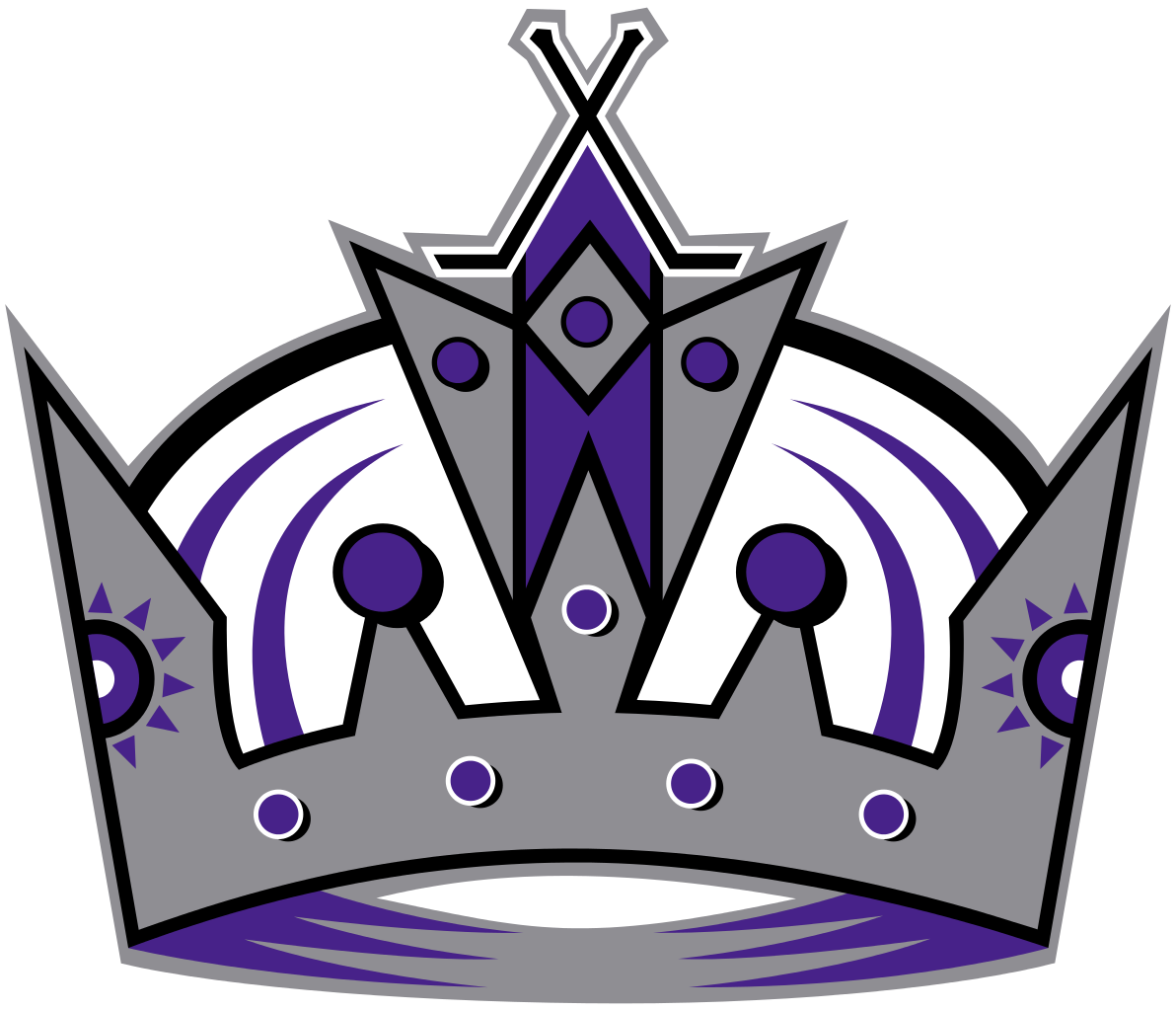 File:Los Angeles Kings.svg - Wikipedia, the free encyclopedia