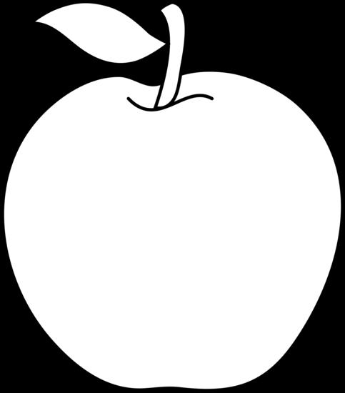 Teacher Apple Clipart Black And White Teacher Apple Clipart Black