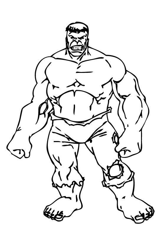 Incredible Hulk Clip Art Free