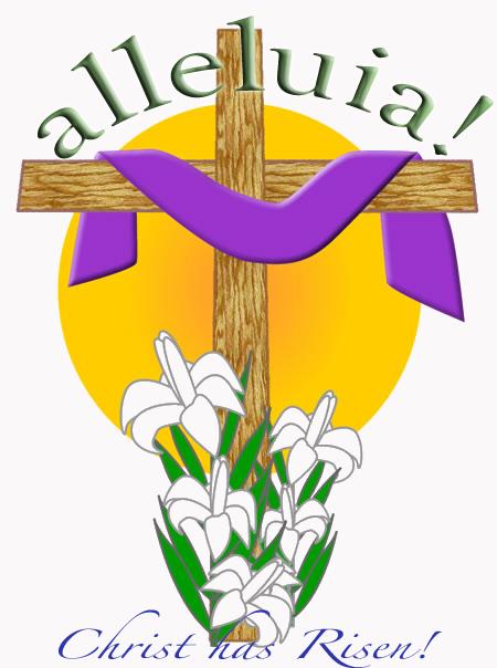 CHRISTIAN Easter Clip Art, Easter Religious Graphics ...