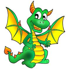Drawings - Monsters, Dragons & Dinosaurs on Pinterest | Clip Art, Mon