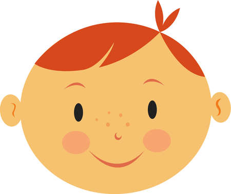 Clip Art Different Kind Of Hair For Kids