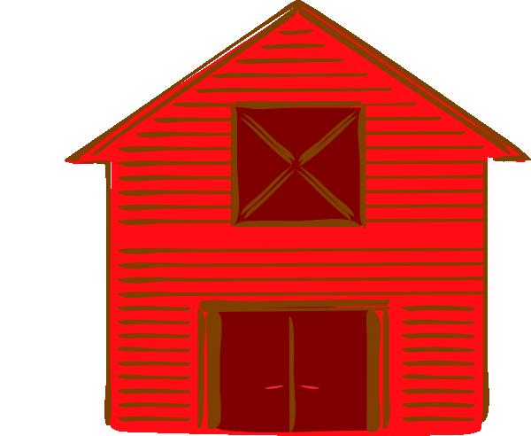 Red Barn Clip Art - vector clip art online, royalty ... - ClipArt Best ...