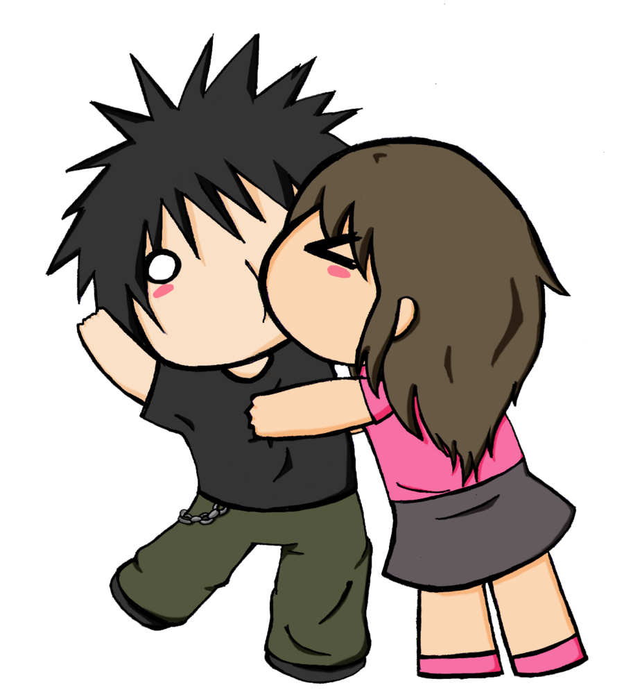 Animated Couple Hugging - ClipArt Best