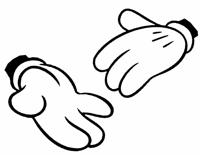 Clapping Hands Outline - ClipArt Best