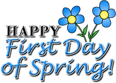 Image result for first day of spring clipart