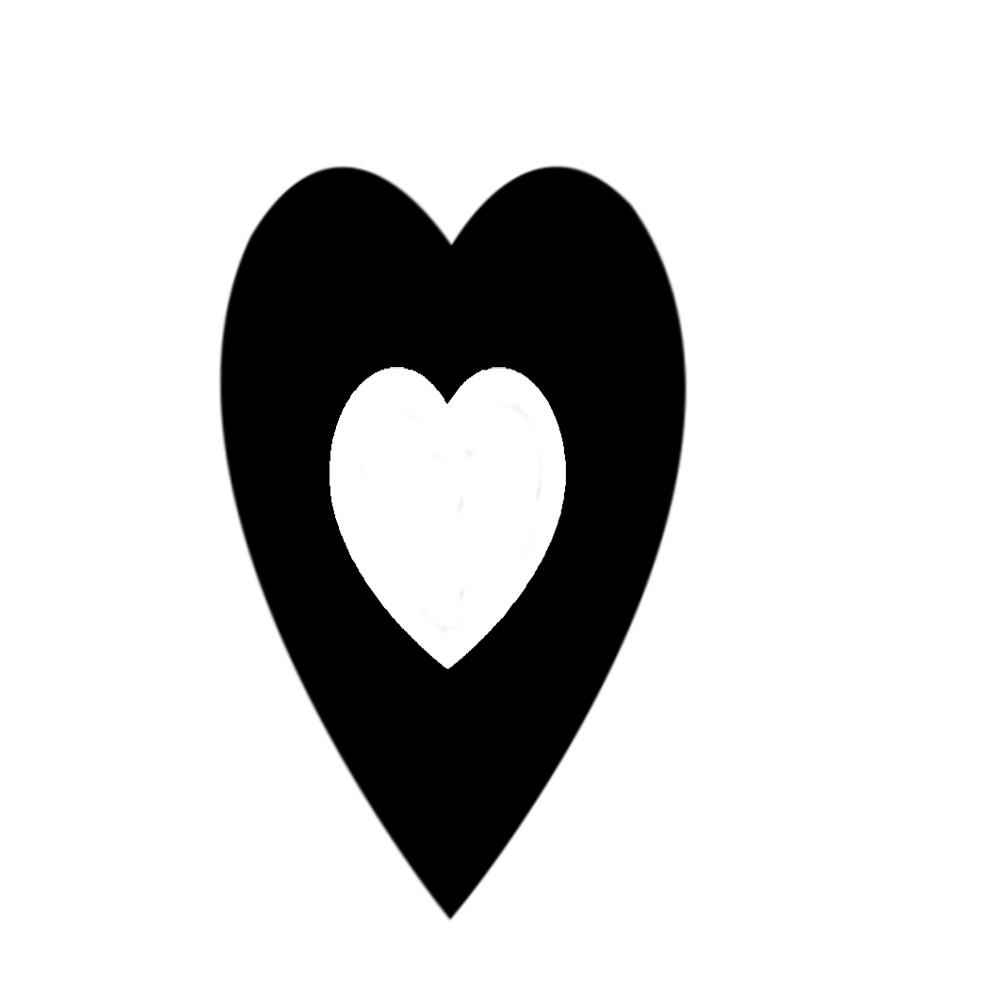 Love Heart Stencils Heart stencils free