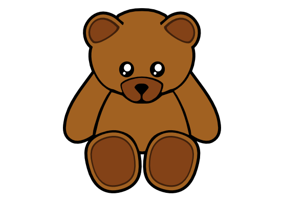 Teddy Bears With Flowers Clipart - ClipArt Best