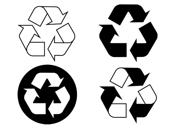 please recycle logo clipart best