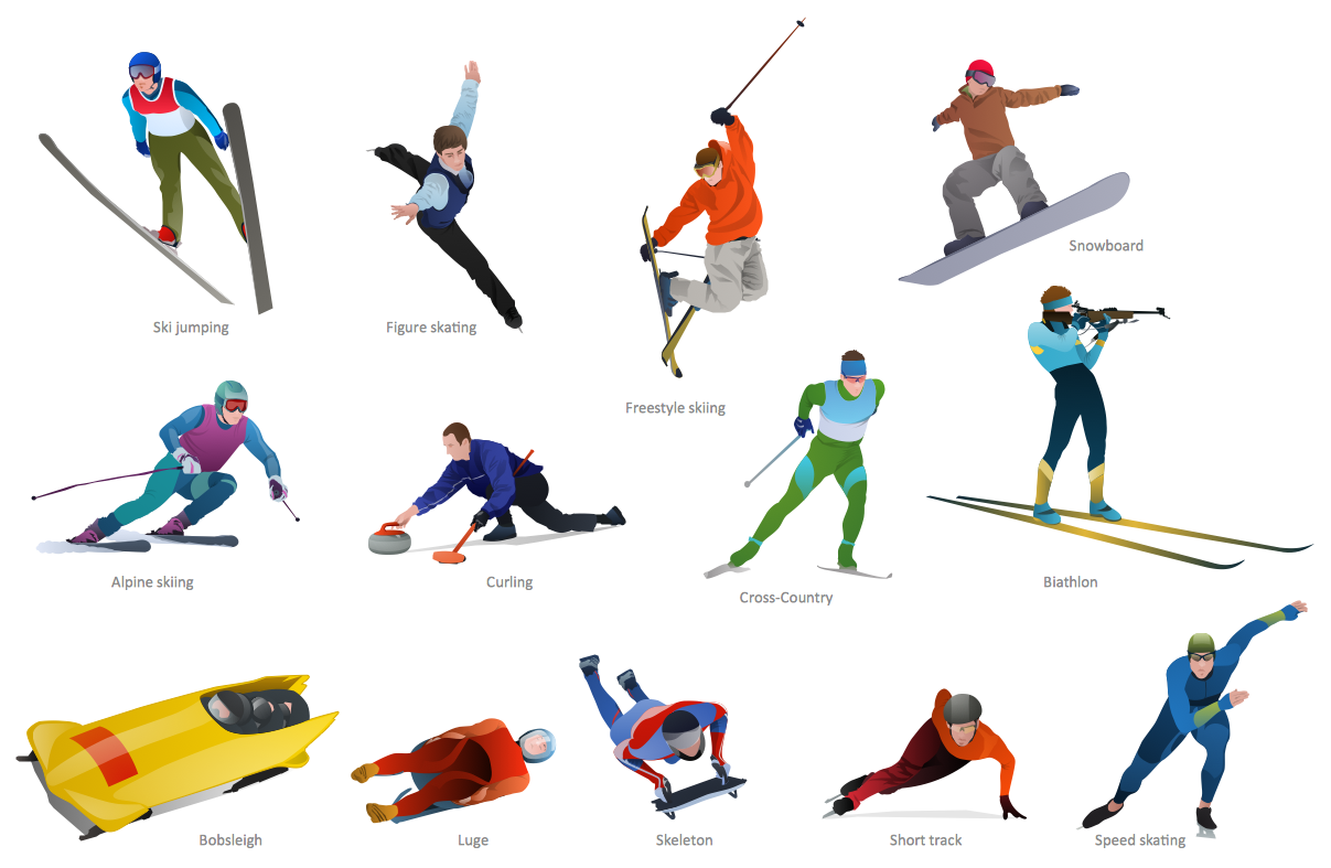 Sports | List of Summer and Winter Olympic Sports