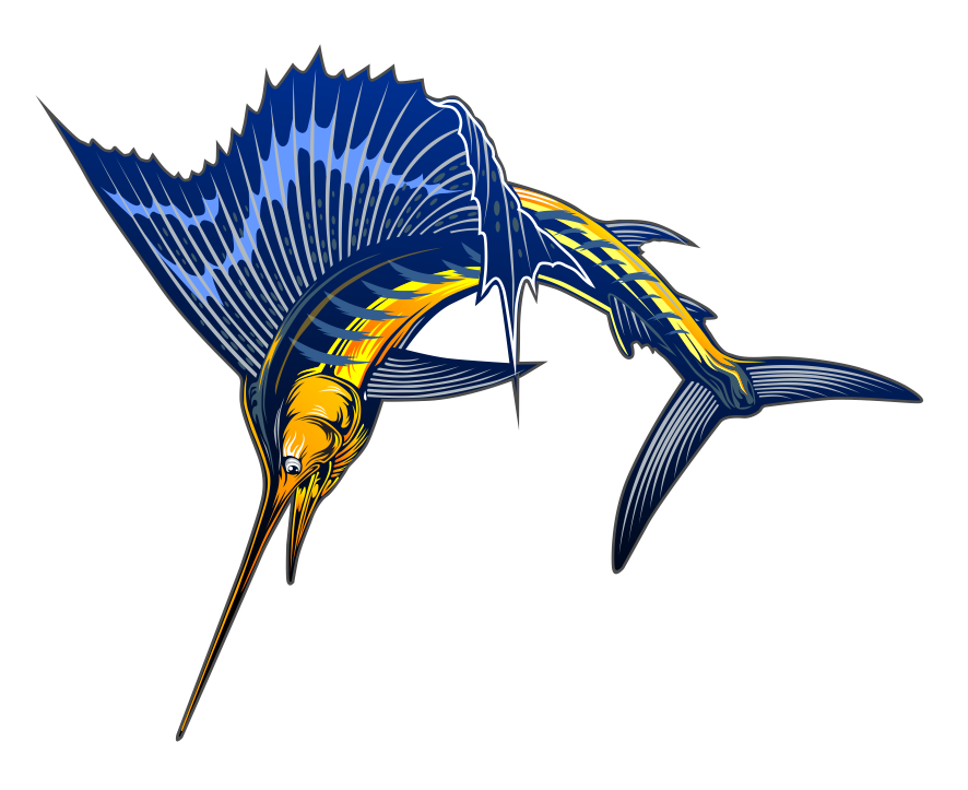 Free Sailfish Clip Art