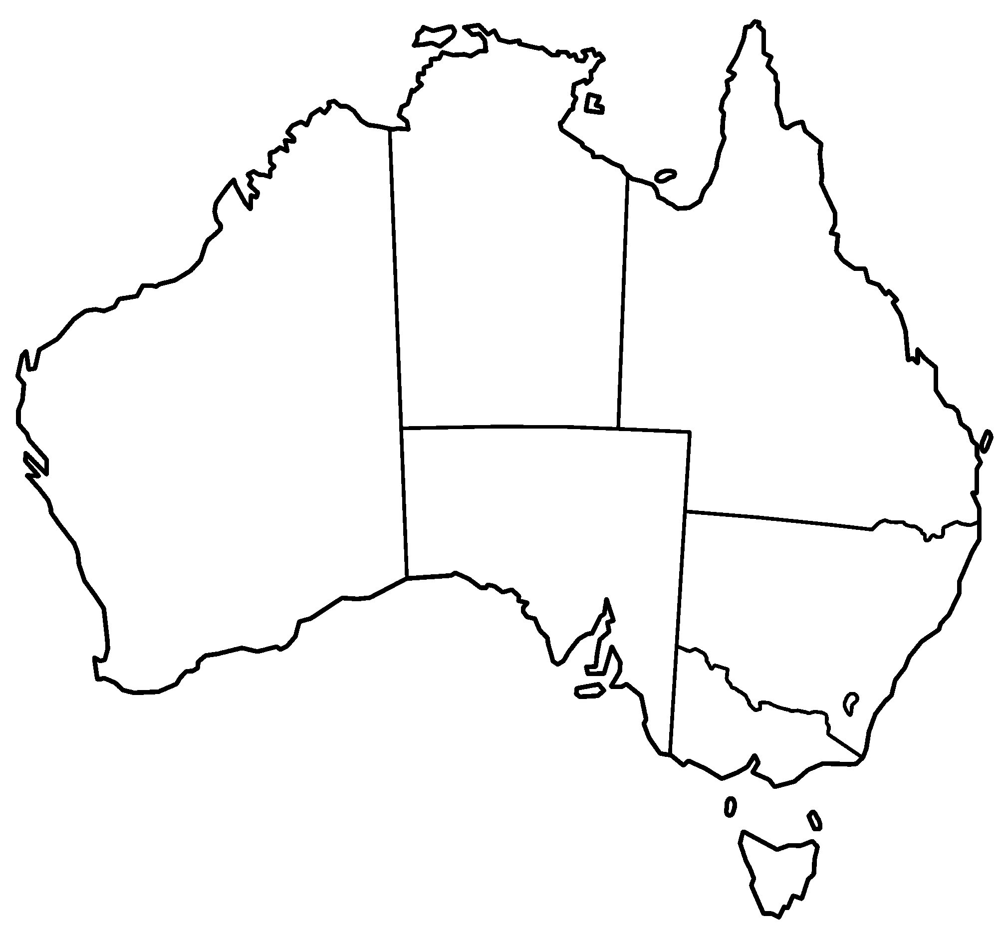 Maps Update 800683 Show Me the Map of Australia Show Me A Map – Show Map of Australia