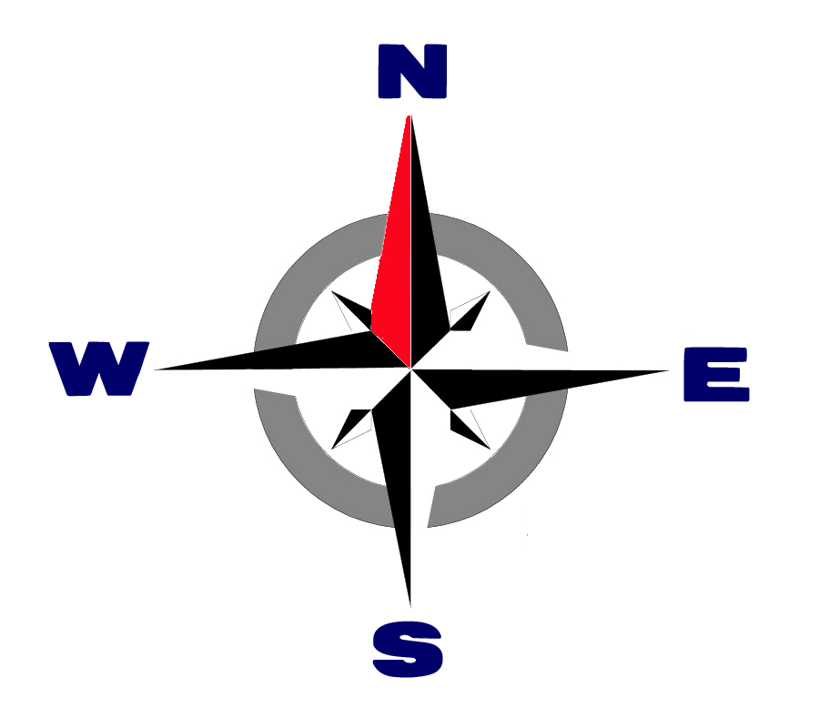 Compass rose transparent.png