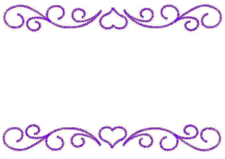 Simple Scroll Patterns - ClipArt Best