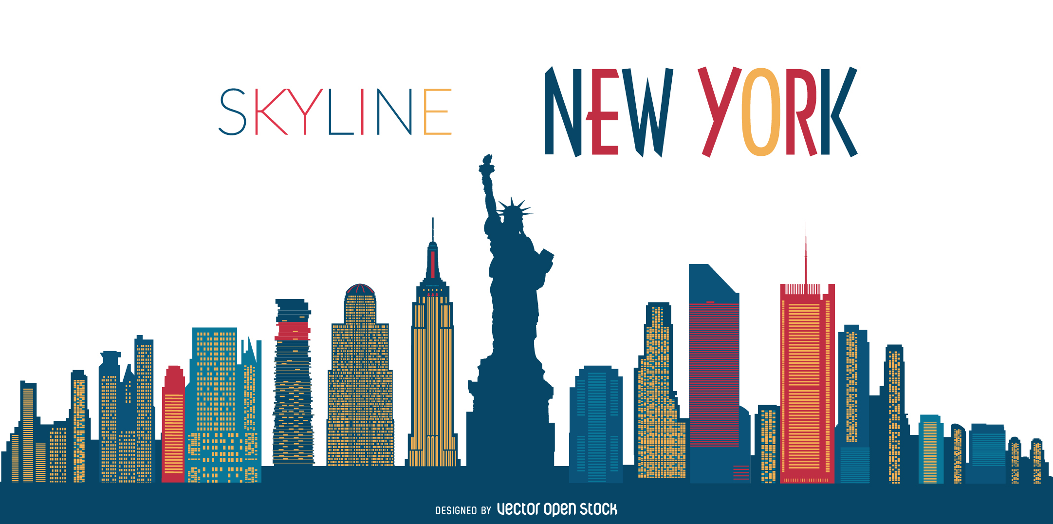 ... skyline silhouette - Vector download - ClipArt Best - ClipArt Best