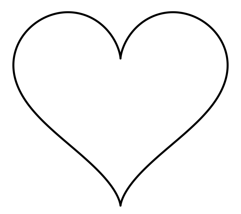 Heartbeat Line Art : Heart line art clipart best