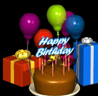 Kue Ulang Tahun Animasi Clipart Best