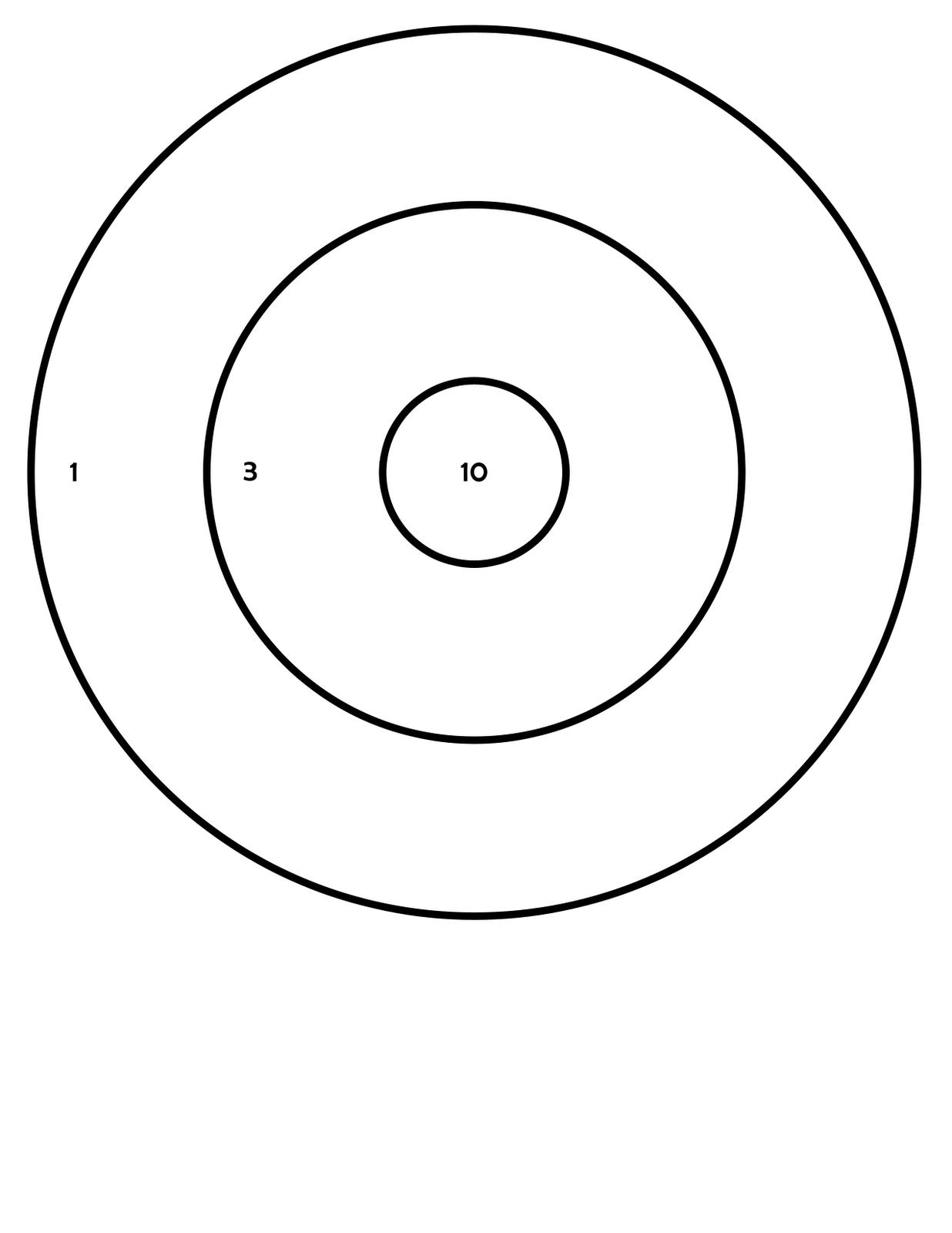Printable Free Targets Softwaremonsterinfo