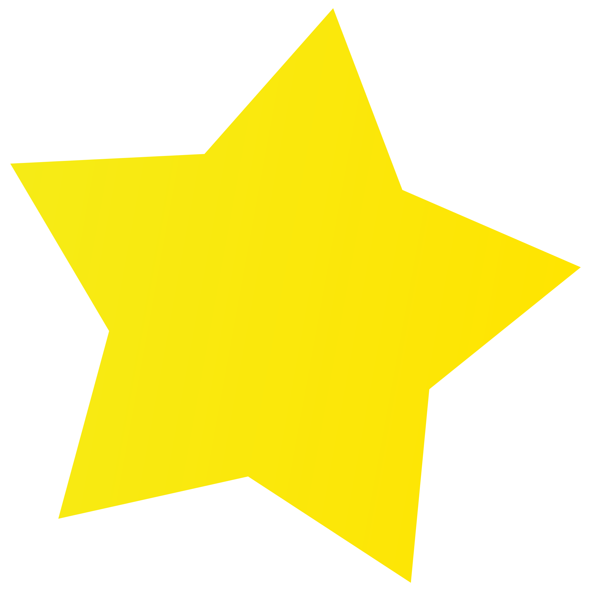 Gold STAR Template - ClipArt Best