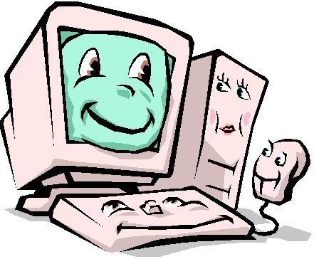 Cartoon Pictures Of Computers - ClipArt Best
