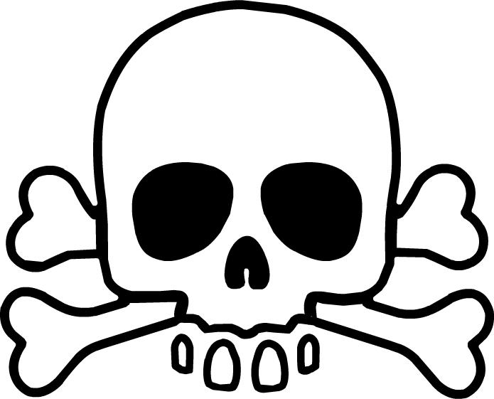 Skull And Crossbones Png