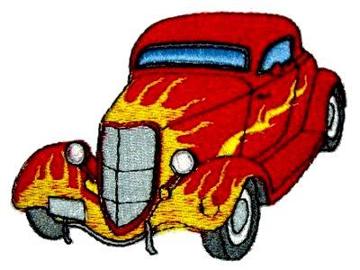 Hot Rod Clipart - ClipArt Best