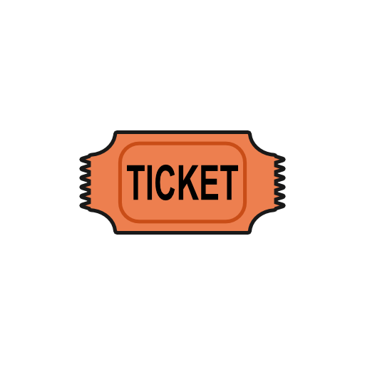 ticket cin233ma png clipart best
