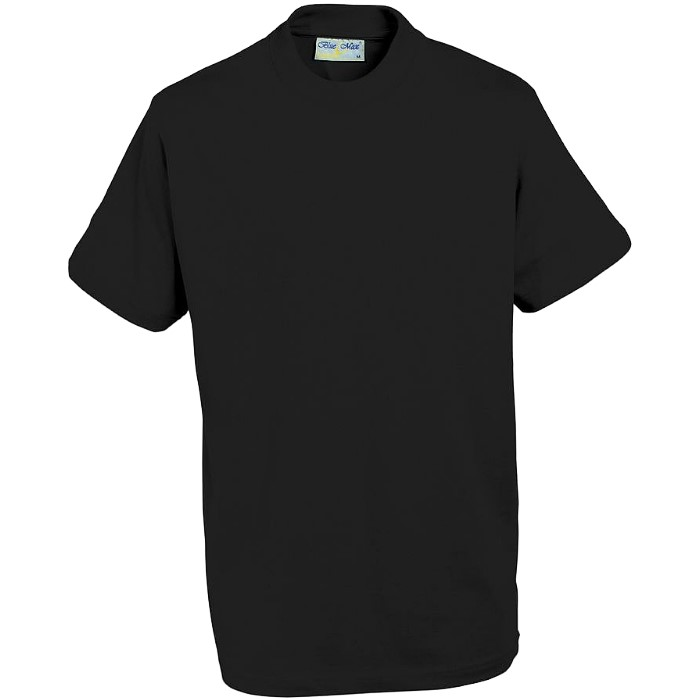 Plain black t shirt clipart best for Premium plain t shirts