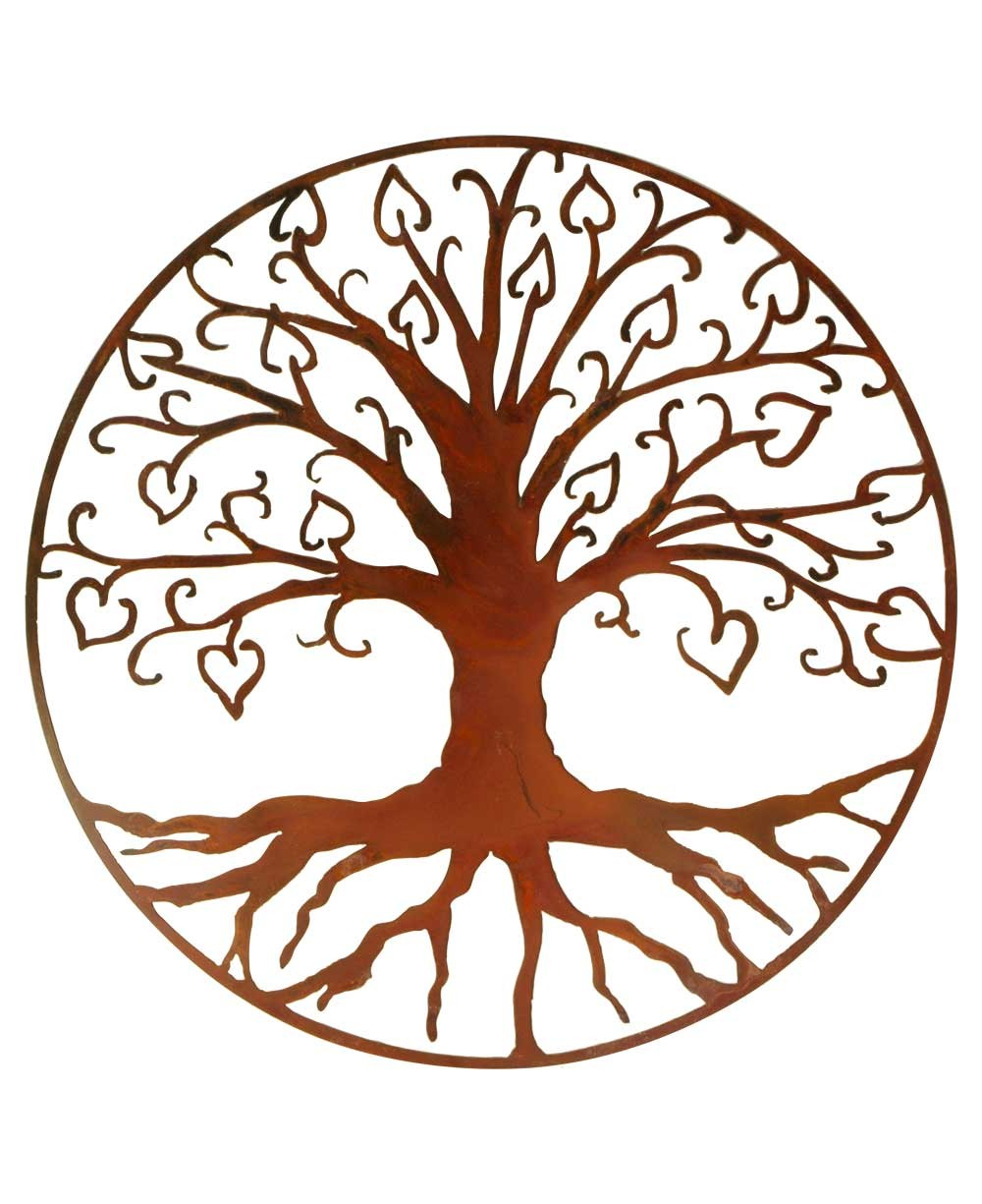 The Tree Of Life Drawing - ClipArt Best