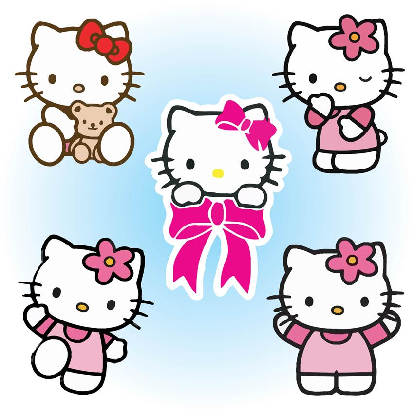 Gambar Gambar Hello Kitty Clipart Best