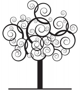 Cool Tree Drawings - ClipArt Best Easy Designs To Draw For Kids
