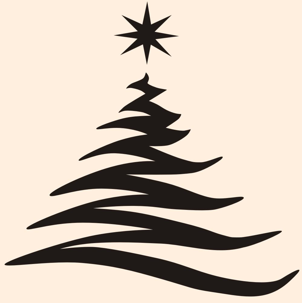 13 christmas tree silhouette . Free cliparts that you can download to ...