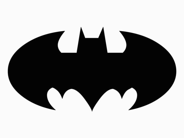 batman logo clip art template - photo #6