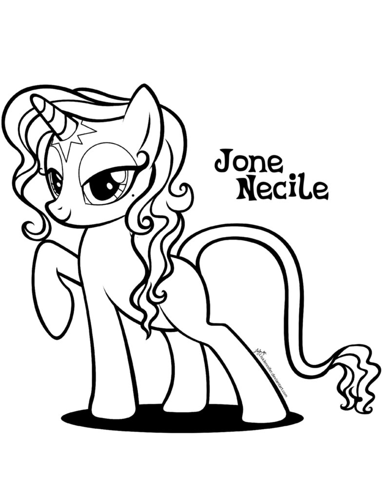 Seaweed Coloring Pages Clipart Best My Pony Coloring Pages Princess Filly Free Coloring Sheets