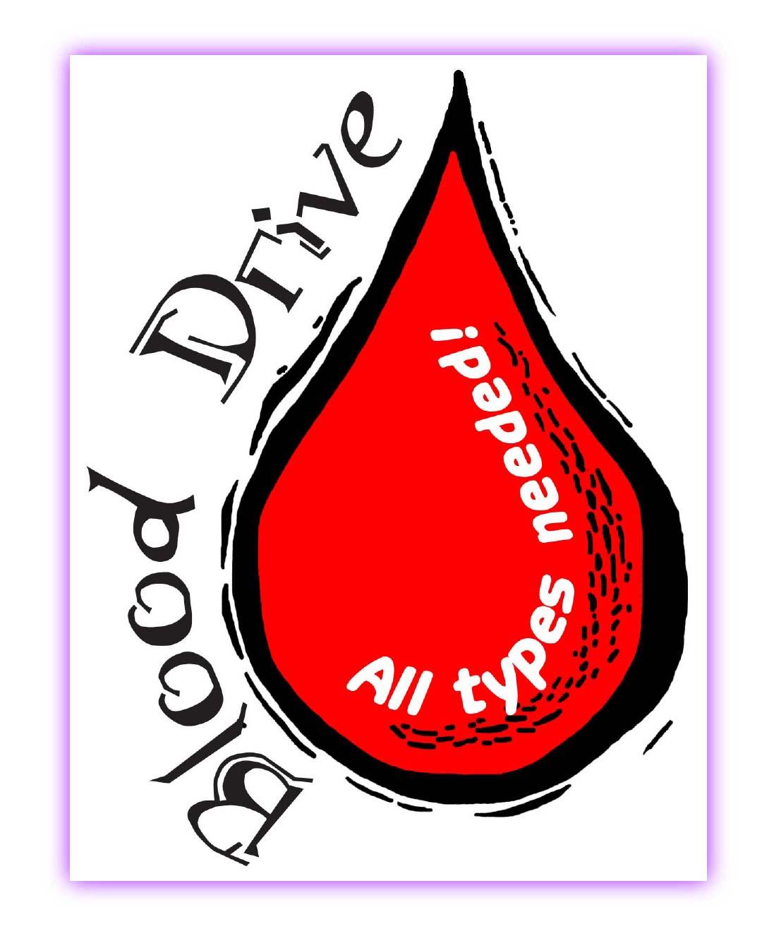 Blood Drive Clipart - ClipArt Best