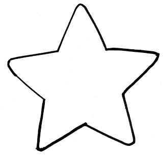 Blank Star Outline 52
