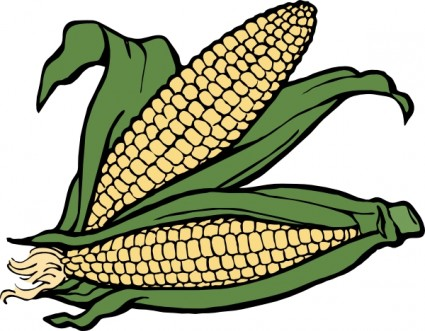 Corn Free vector for free download about (71) Free vector in ai ...