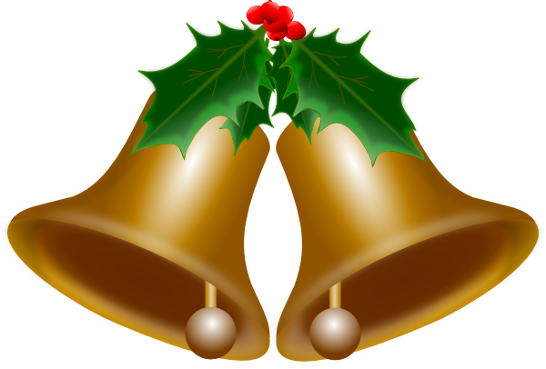 Image result for jingle bell clip art