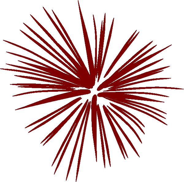 Clip Art Fireworks
