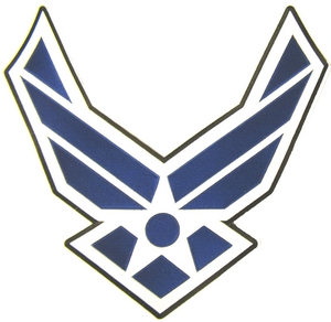 Us Air Force Logo Clip Art - ClipArt Best