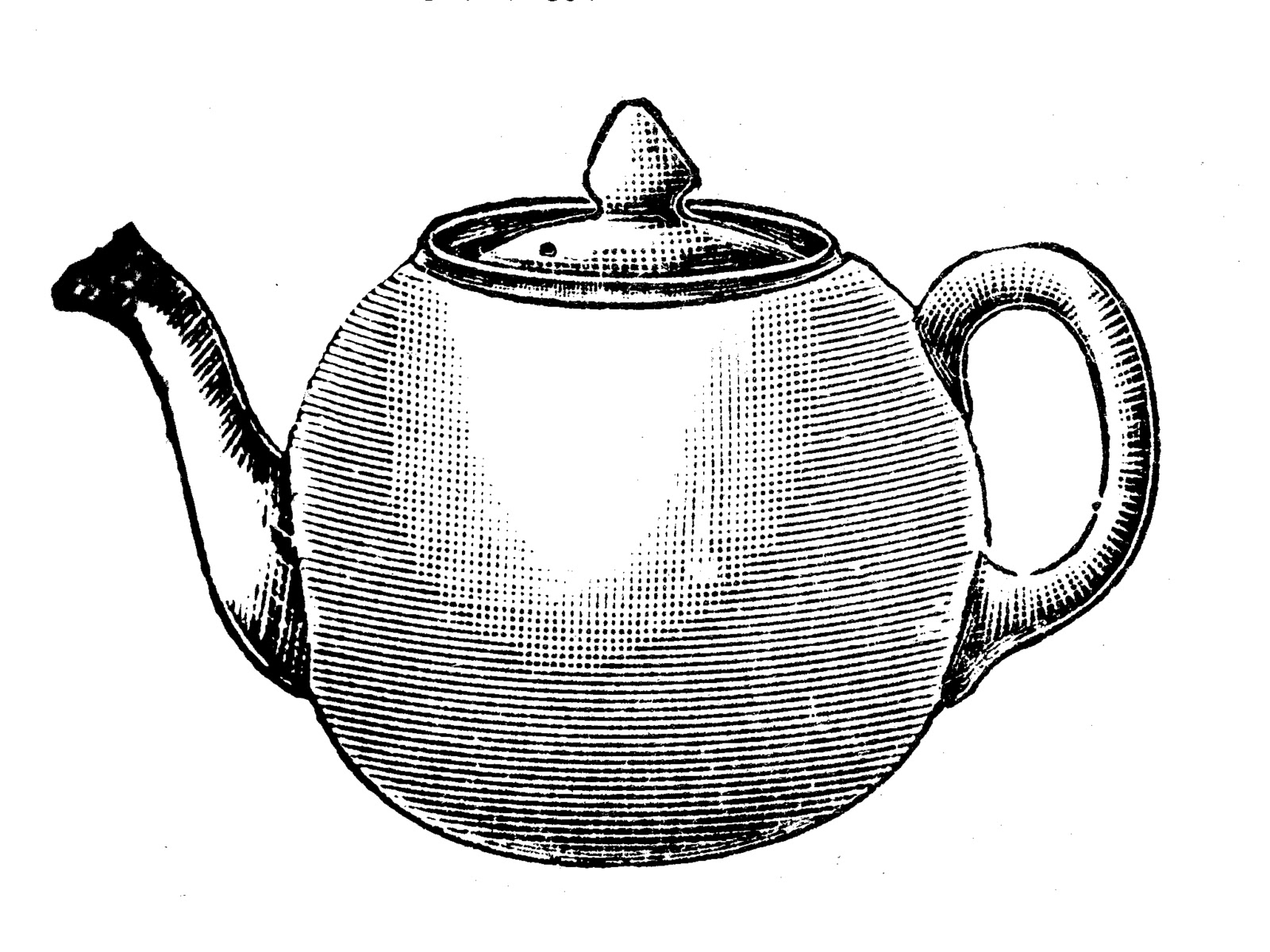 Tea Pot Clipart - ClipArt Best